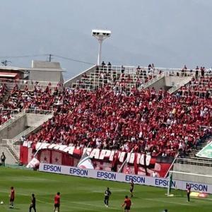 2019年 松本山雅FC×コンサドーレ札幌