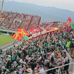 2019年 松本山雅FC×名古屋グランパスエイト