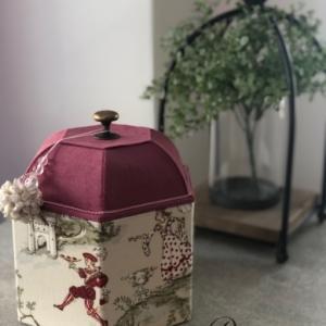 ビジャー香代子先生の来日レッスンにて鳥かごの箱