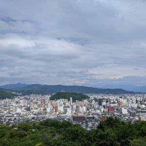 松山市での老後に向け。(笑)