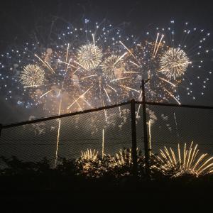 令和元年も見れたPL花火芸術祭