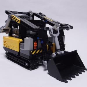 LEGO でスキッドステアローダー ~その3~