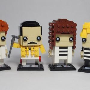 LEGO BrickHeadz で クイーン QUEEN