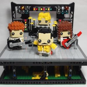 LEGO BrickHeadz で クイーン QUEEN ~その3~