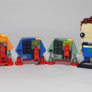 LEGO で 映画 サイレント ランニング  - Silent Running -