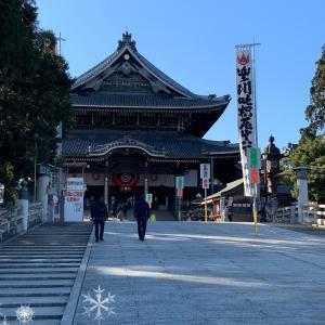 豊川稲荷へ初詣に行きました。