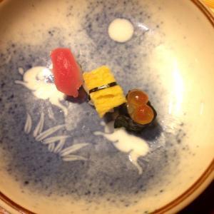【グルメ】握りミニ寿司