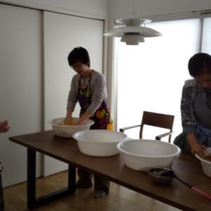 ひよこ豆味噌は甘くて子供たちも大好き^^