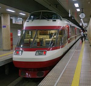 長野電鉄 A特急 ゆけむり 須坂⇒長野