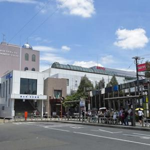 西東京バス 小作駅西口⇒羽村駅西⇒福生駅西口