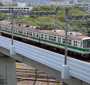 神戸市営地下鉄西神・山手線 新神戸⇒西神中央