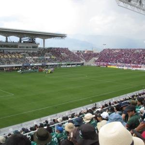 松本山雅 ・ 首位FC東京を苦しめ引き分ける