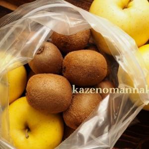 キウイ&リンゴ・・・2