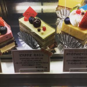 谷町四丁目のケーキ屋さん