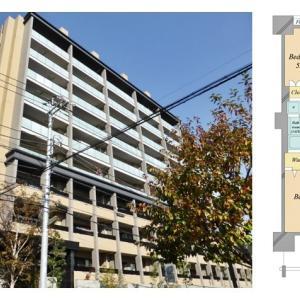 世田谷区桜新町の中古マンション、ヴィークステージ桜新町を売出情報に公開しました