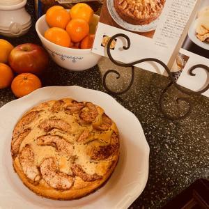 アップルケーキを作る★イギリスのエリオットゆかりさん。