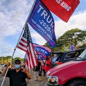 ハワイはリベラルが強い州なので。