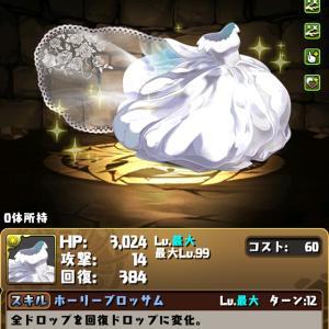 【パズドラ】「白薔薇のウェディングドレス」と「たまドラウェディングケーキ」は交換しておくべき?