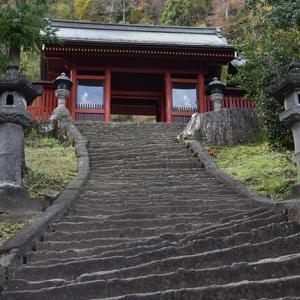 ★1500年前の古い神社は、パワースポットの妙義神社