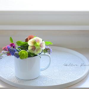 ★おうち時間を心地いい空間で♪ 花を楽しむアイディアはじめます