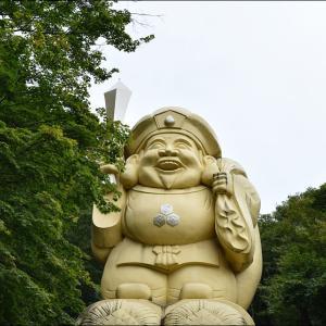 ★巨大すぎる神様特集 世界一の大仏様と山の上の大黒様