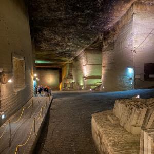 ★巨大地下空間は、アーティストたちのミュージックビデオに引っ張りだこ!