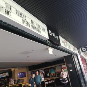 渋いブラピが見れるΓAd Astra」を観ました@Dendy Cinemas Newtown