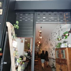 シドニーの隠れ家カフェ@Part One Espresso