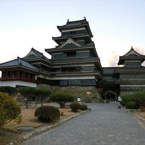 明治期の破却を免れた国宝 松本城