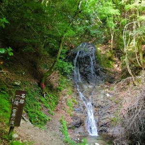 声明の声と同調し音が聞こえなくなった 京都大原 音無の滝