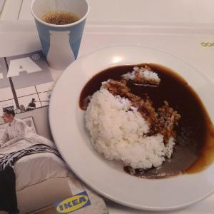 IKEA港北 99円朝カレー