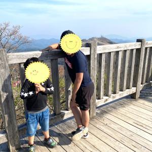 【 満天の星空見に行きたい! 茶臼山へ。。。 】4年生と4歳 理科