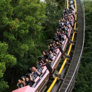 【 小学生には 遊園地が必要! 】小3ストレス 日本モンキーパーク (愛知県)