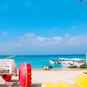 2【 沖縄リゾートホテル かりゆしビーチリゾートレビュー 】子連れ沖縄旅