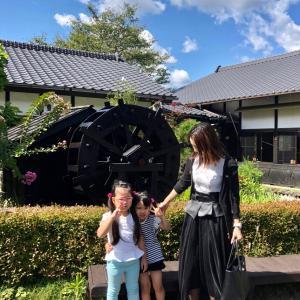 家族で茨城巡り