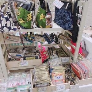 手作りマーケットinイオン南越谷店 開催中
