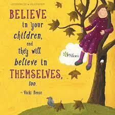 子供の能力を信じる親でいたい
