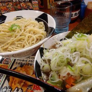 【青葉区中央・つけ麺・おんのじ】お野菜いっぱいで実質サラダ麺(笑)濃厚つけダレで楽しめる『野菜つけ麺』