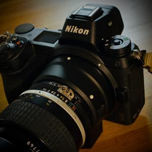 Nikon Z 6 MFに心地よいカメラだった♪