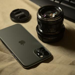 iPhoneの超広角で遊ぶ♪