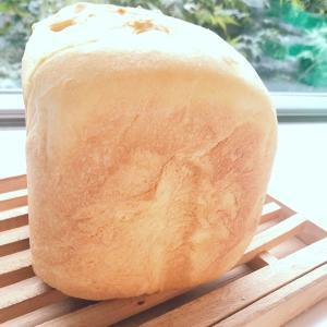 白いふすまパンミックス粉 ホームベーカリーでパン作り