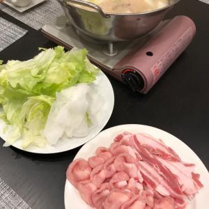今夜は 平野レミ 明太子鍋