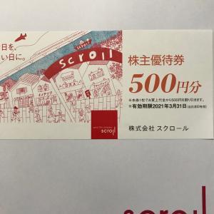 スクロール(8005)