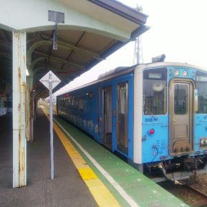 花咲線始発列車はゼロでした。