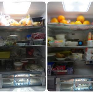 実家の冷蔵庫の整理収納 《仕組みと進め方》