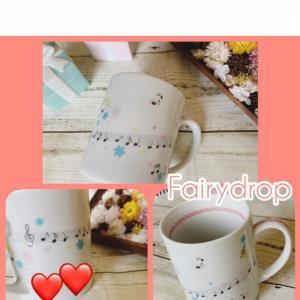 """fairy drop""""【イベント出店案内】ミニミニはっぴぃわ〜く♪出店します"""""""