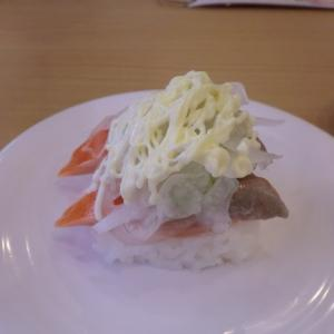 #アボガドサーモン かっぱ寿司