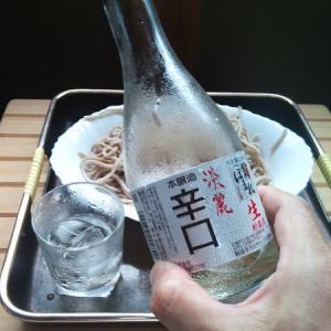 日本酒とそば
