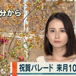 【画像】森川夕貴アナのエッチすぎるニットおっぱいwww(報道ステーション)