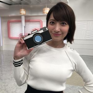 【悲報】日テレ笹崎里菜アナ、クッソ美人でおっぱいも大きいのに人気がない ※画像あり
